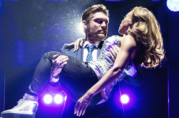 The Bodyguard, Mortensen Hall Bushnell Theatre, Hartford