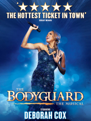 The Bodyguard at Proctors Theatre Mainstage