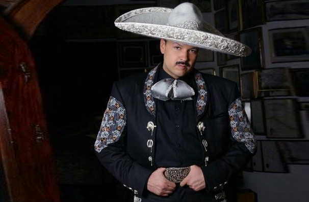 Pepe Aguilar, Microsoft Theater, Los Angeles