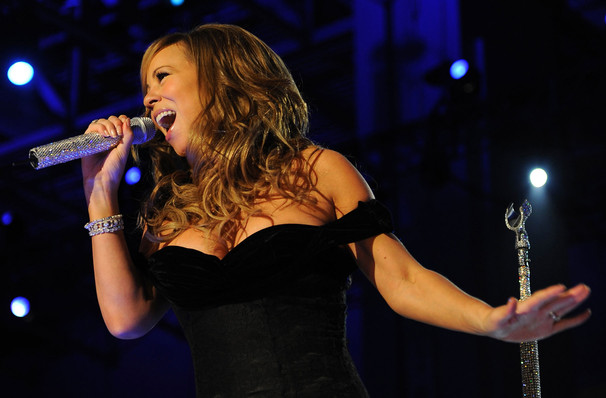 Mariah Carey, The Colosseum at Caesars, Las Vegas