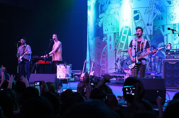 Walk the Moon, The National, Richmond