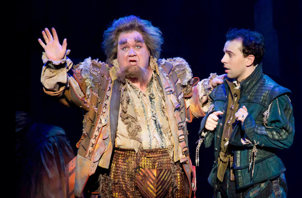 Something Rotten, Shubert Theater, New Haven