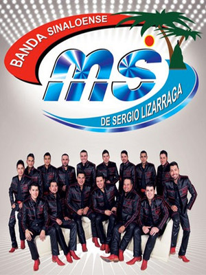 Banda MS at Zappos Theater at Planet Hollywood