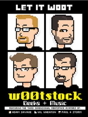 W00tstock Poster