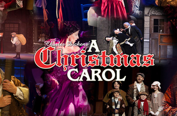 A Christmas Carol, Shubert Theater, New Haven