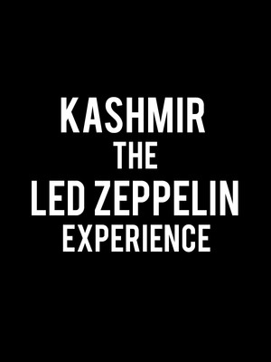 Kashmir - The Led Zeppelin Experience Poster