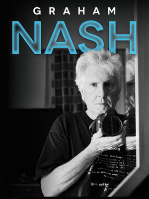 Graham Nash at Cincinnati Memorial Hall