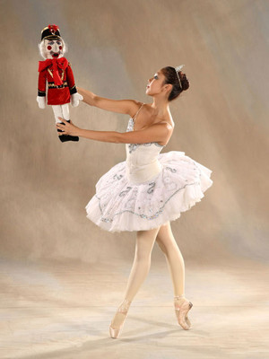 Salt Creek Ballet - The Nutcracker Poster