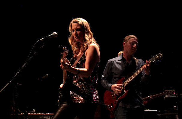 Tedeschi Trucks Band, HEB Performance Hall At Tobin Center for the Performing Arts, San Antonio
