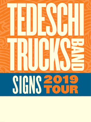 Tedeschi Trucks Band Poster