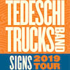 Tedeschi Trucks Band, Sarofim Hall, Houston