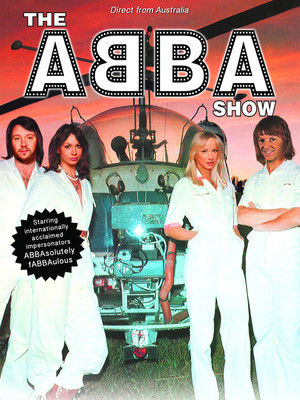 The ABBA Show Poster