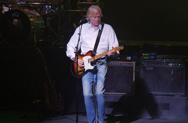 Justin Hayward, The Heights, Houston