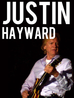 Justin Hayward at Bijou Theatre