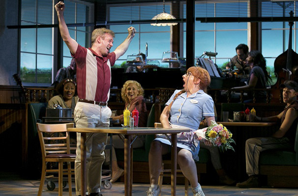 Waitress The Loeb Drama Center At American Repertory