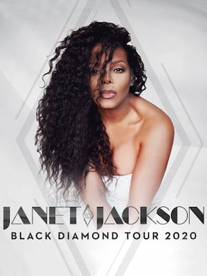 Janet Jackson at SAP Center