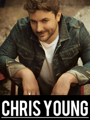 Chris Young at Giant Center