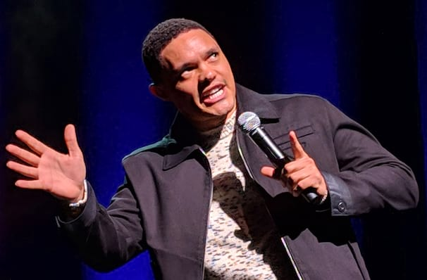 Trevor Noah, Indiana University Auditorium, Bloomington