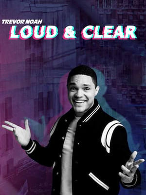 Trevor Noah at Northern Alberta Jubilee Auditorium