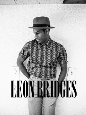 Leon Bridges at Red Hat Amphitheater