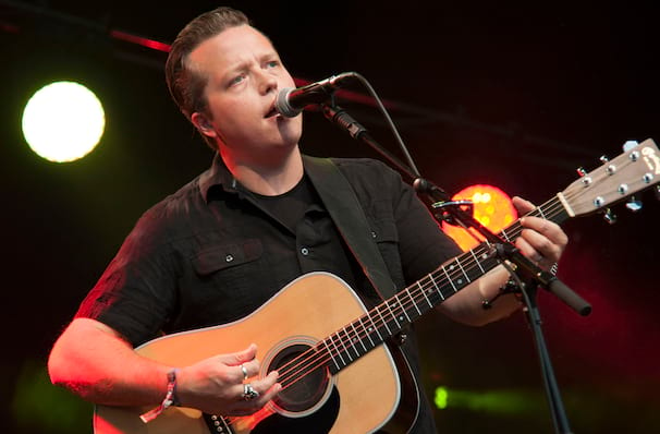 Jason Isbell, Revention Music Center, Houston