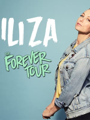Iliza Shlesinger at Carolina Theatre - Fletcher Hall