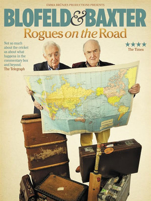 Baxter - Rogues on the Road Poster