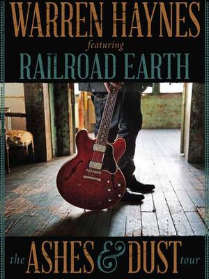 Warren Haynes Railroad Earth Tour