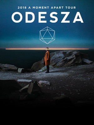 Odesza, Knitting Factory Spokane, Spokane