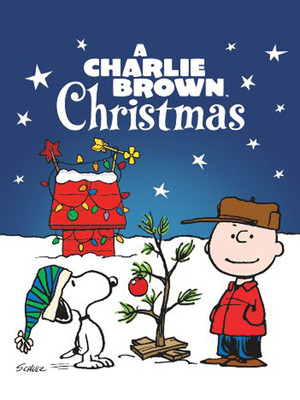 Charlie Brown Christmas - The Musical Poster
