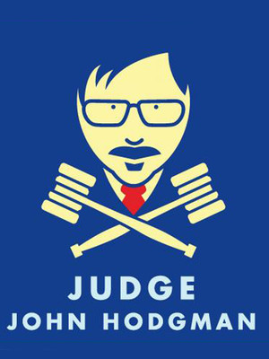 John Hodgman Poster