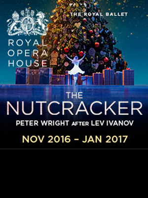 The Nutcracker at Royal Opera House