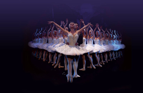 Russian Grand Ballet Swan Lake, Wilshire Ebell Theatre, Los Angeles