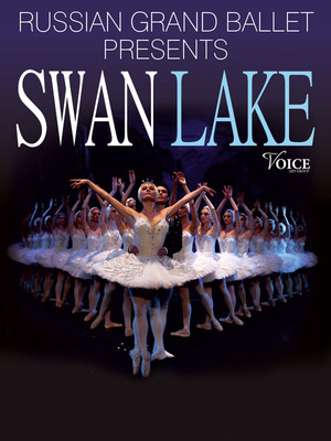 Russian Grand Ballet: Swan Lake at Arlington Theatre