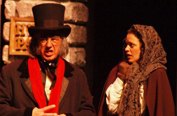 Thousand Oaks Repertory Company A Christmas Carol, Janet Ray Scherr Forum, Los Angeles
