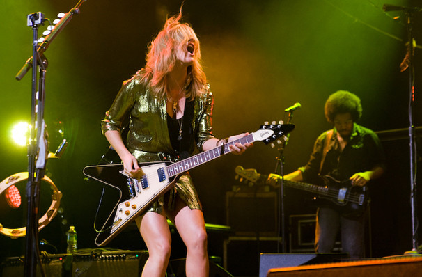 Grace Potter, Charleston Music Hall, North Charleston