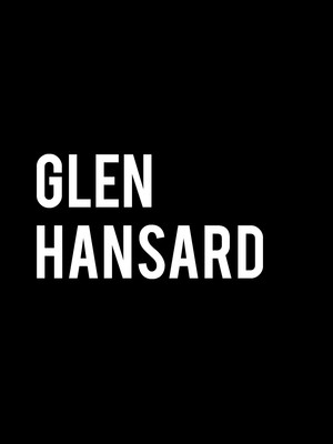 Glen Hansard at Town Hall Theater