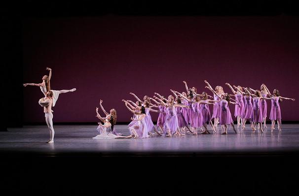 New York City Ballet All Balanchine II, David H Koch Theater, New York