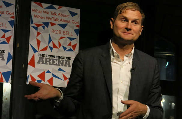 Rob Bell, White Oak Music Hall, Houston