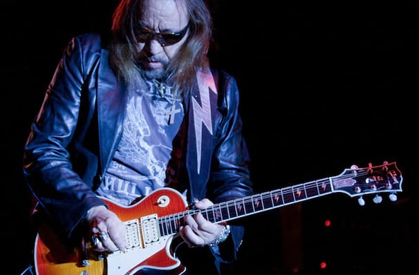 Ace Frehley, Neptune Theater, Seattle