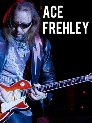 Ace Frehley at Trees
