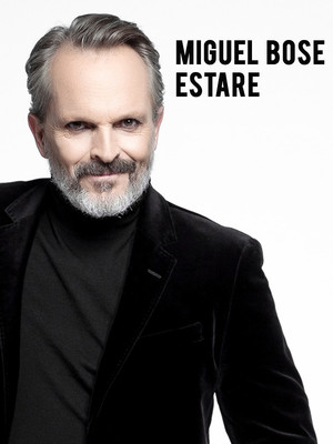 Miguel Bose at Revention Music Center