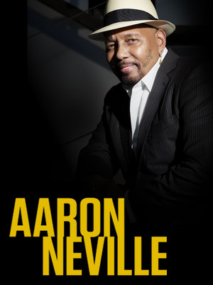 Aaron Neville at Carolina Theatre - Fletcher Hall