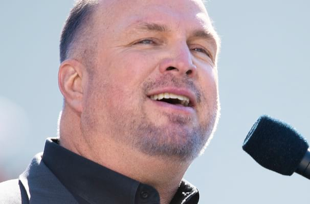 Garth Brooks, Ford Field, Detroit