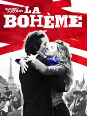 Boston Lyric Opera: La Boheme Poster