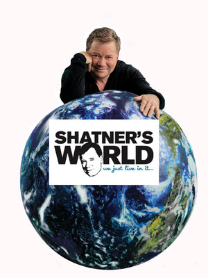 William Shatner: Shatner's World - We Just Live In It at Club Nokia
