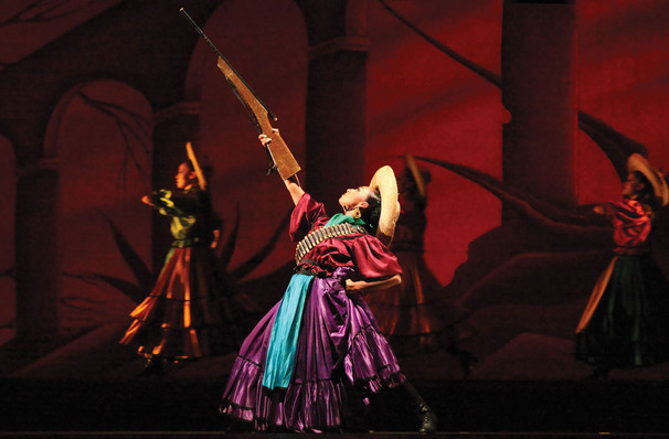 Ballet Folklorico de Mexico De Amalia Hernandez, Orpheum Theater, Memphis