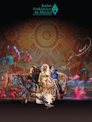 Ballet Folklorico de Mexico: De Amalia Hernandez Poster