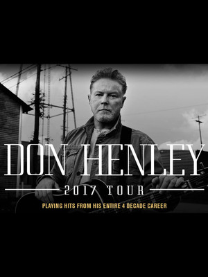 Don Henley Poster