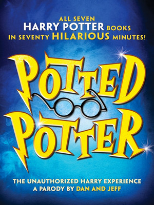 Potted Potter, Broadway Playhouse, Chicago